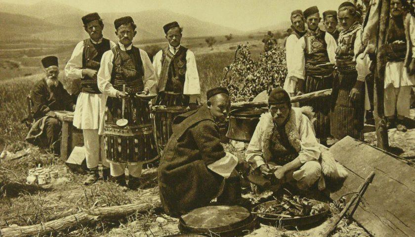Bardovci blizu Skoplja.