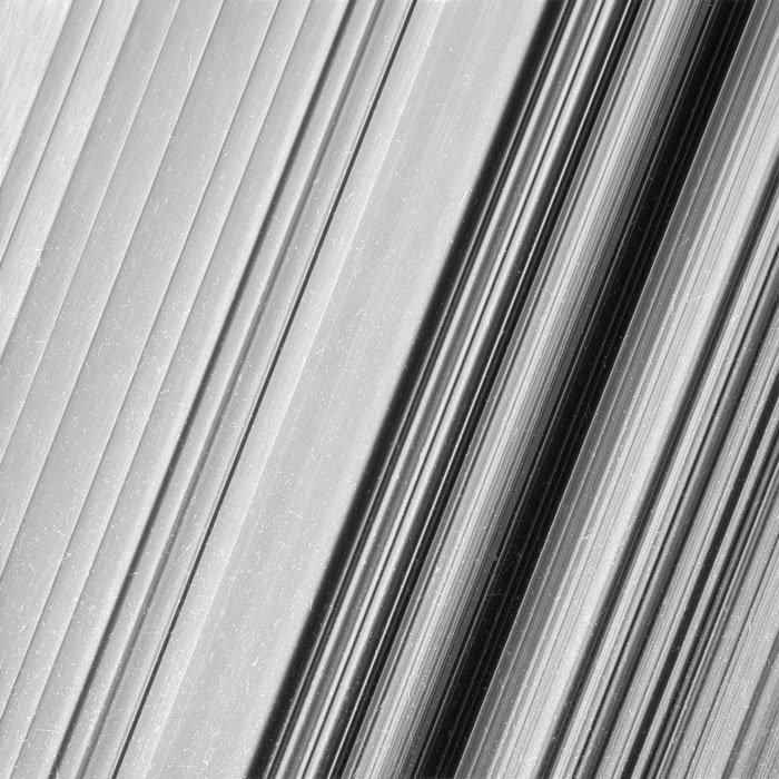 Външният пръстен на Сатурн B