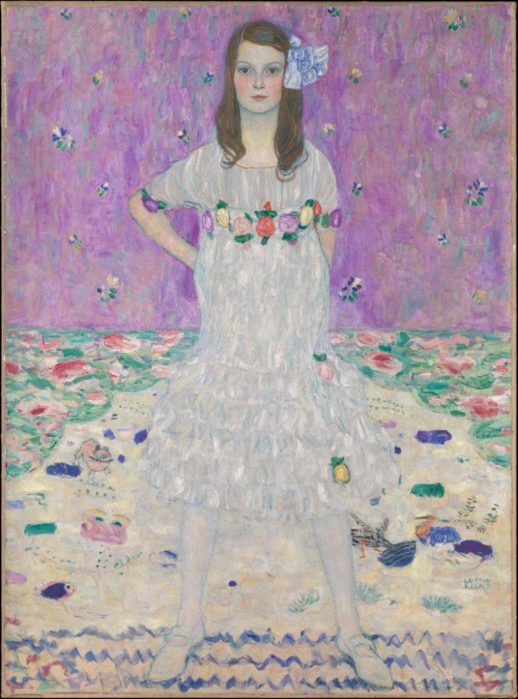 Густав Климт, Мада Примавеси (1912-13)