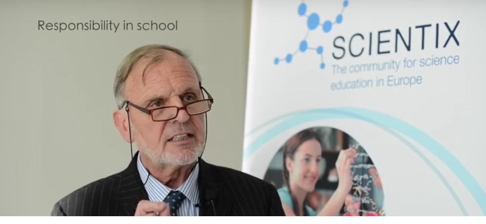 Yves Beernaert, член на Експертната група за научно образование към Европейската комисия