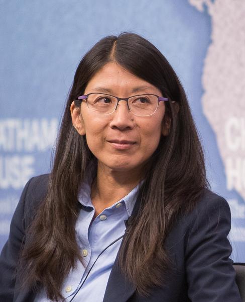 Joanne Liu. Credit: Wikimedia Commons