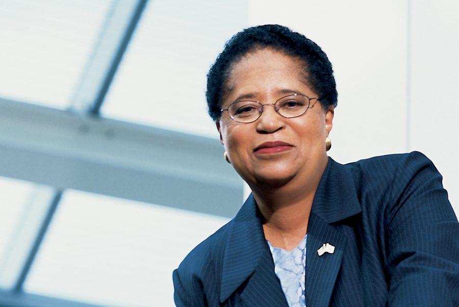 Shirley Ann Jackson. Credit: Qilai Shen via Wikimedia Commons