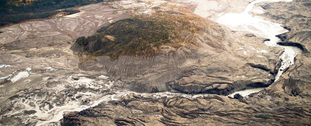 Изчезнала река Credit: Dan Shugar/University of Washington-Tacoma