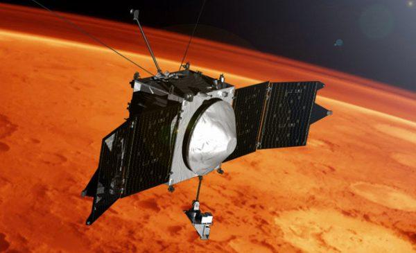 Марс. Credit: NASA