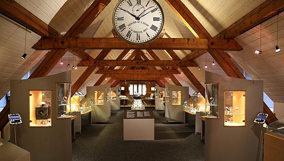 Espace Horloger в Le Sentier
