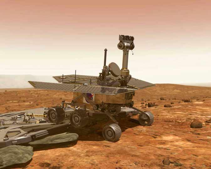 НАСА ще изпрати нов роувър/марсоход/ на Марс през 2020