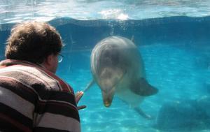 Сонар вдъхновен от делфини вижда през балончета