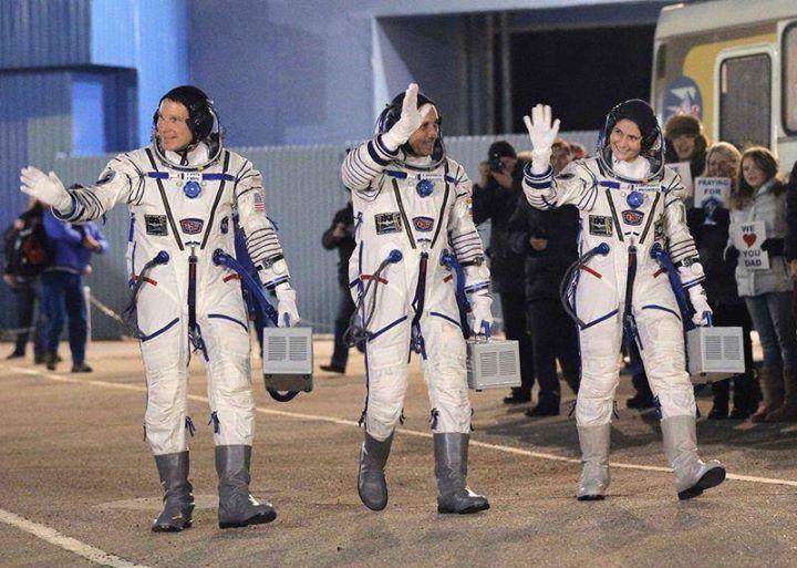 Първата италианка-астронавт
