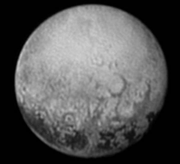 Ню Хърайзънс засне за последно плутонианските петна