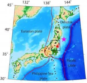 Повишен риск за земетресения във Фукушима
