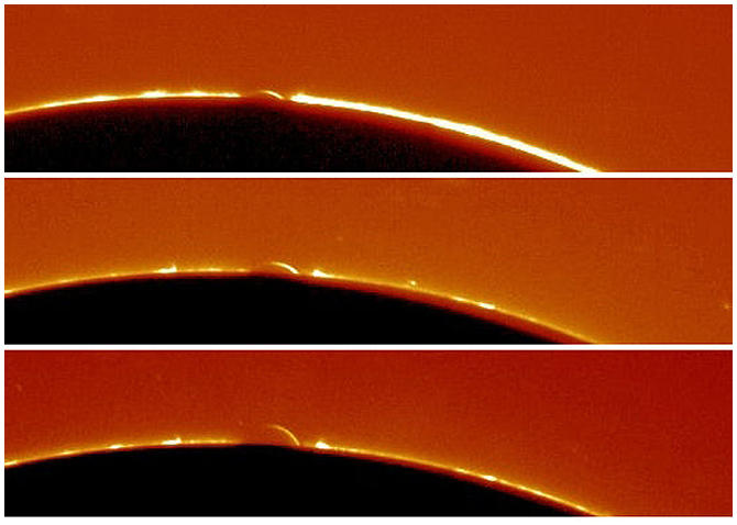Мистериите на дъгата на Венера