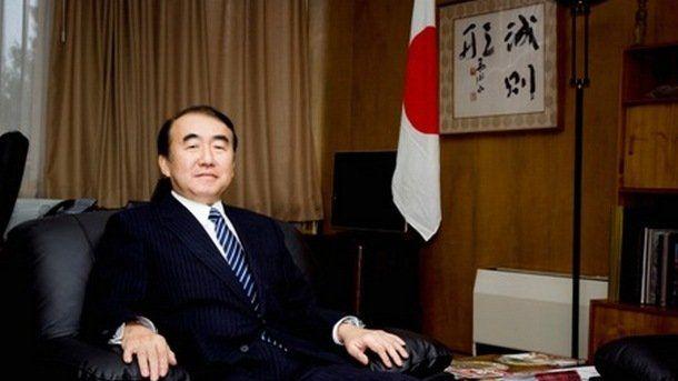 Лекция на посланика на Япония Такаши Коидзуми в СУ