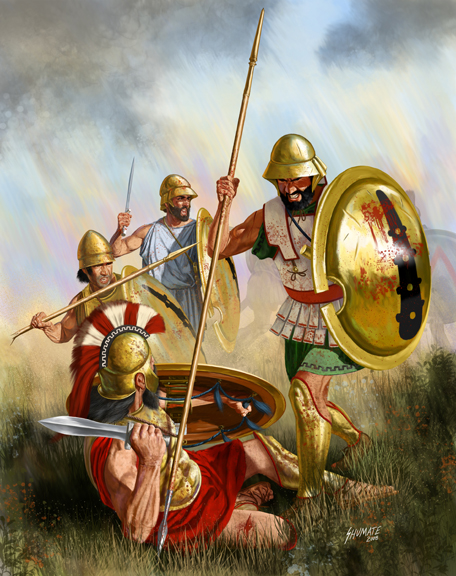 Битката при Тегира