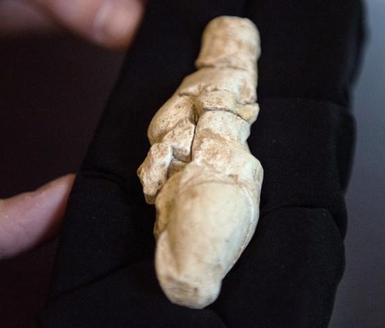 Венера на 23 хиляди години открита във Франция.
