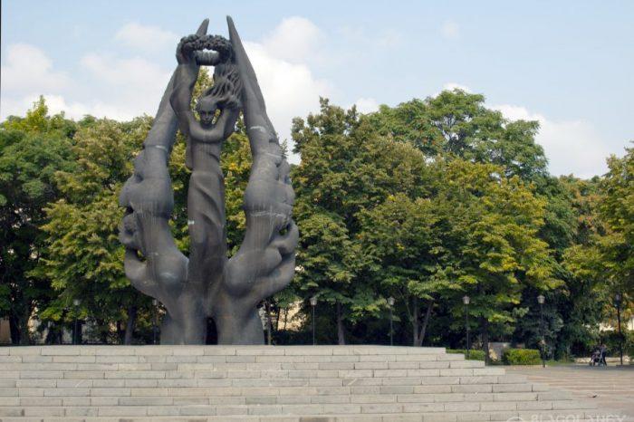 Паметник на Съединението в Пловдив