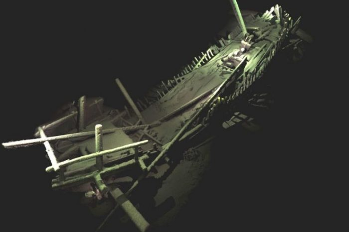 Археолози са открили повече от 40 потънали плавателни съда в Черно море, някои на повече от хилядолетие