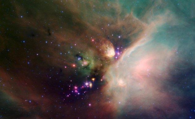 Гаснеща звезда унищожава своята планета