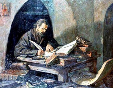 Защо едни от първите ръкописни български истории са създадени от монаси?