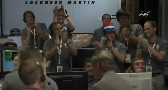 УСПЕХ! Джуно пристигна в орбита около Юпитер!