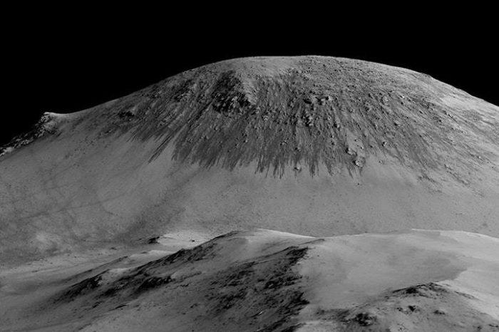 Защо откритието на НАСА за водата на Марс е важно?