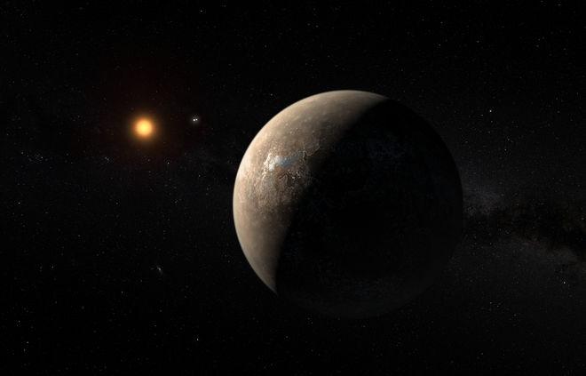 Откриха потенциално обитаема планета, която обикаля около най-близката до нас звезда!
