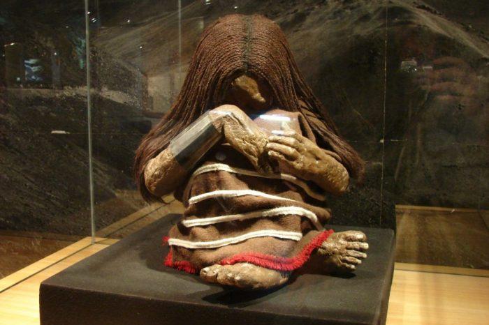Резистентни бактерии открити в червата на мумии