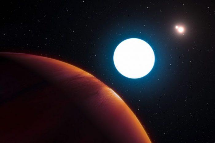 Далечна планета има три слънца и година, която е 500 пъти по-дълга от нашата