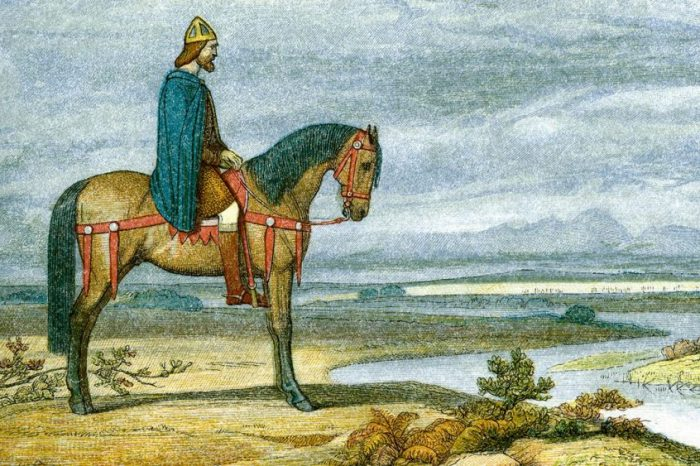Мутация при конете е улеснила язденето им