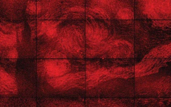 """""""Звездна нощ"""" на Ван Гог – пресъздадена чрез нагъната ДНК"""