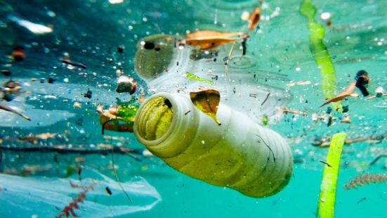 Пластмасови отпадъци замърсяват водната повърхност, дори в Антарктида