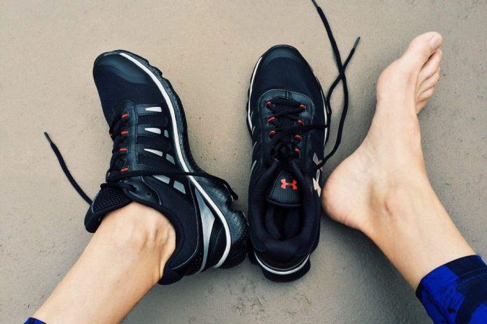 Как маратонките изменят краката ви при тичане