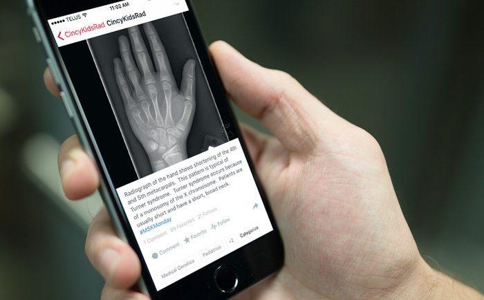 Приложението, чрез което лекари споделят странни състояния и травми