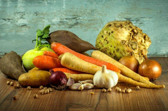 Кои са плодовете и зеленчуците с най-висока хранителна стойност