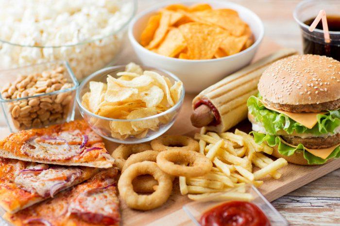Западният образец на хранене и връзката му със заличаването на паметта