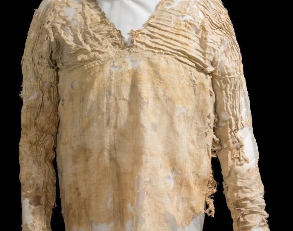 Най-старата рокля в света