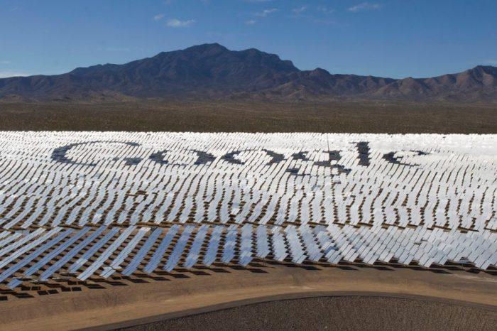 Google ще се захранва на 100% с енергия от възобновяеми източници от 2017 г.