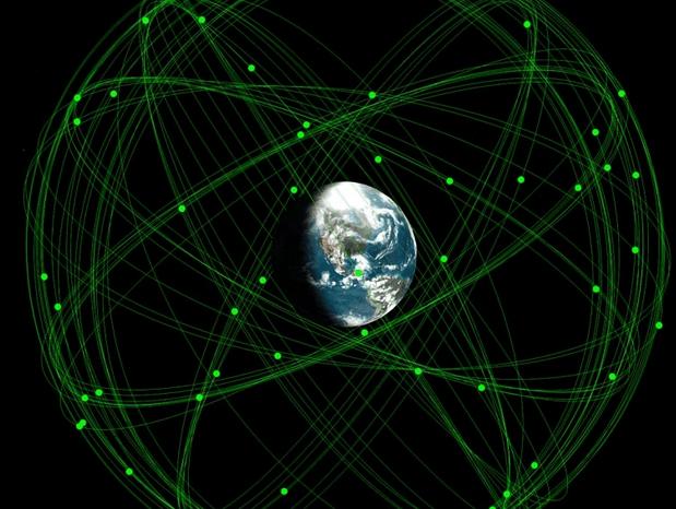 Как работи спътниковата навигация?