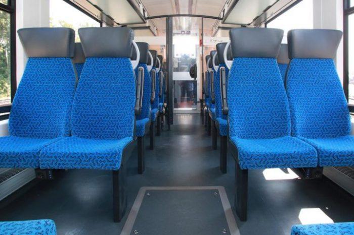Германия представя първия беземисионен влак, който отделя единствено пара
