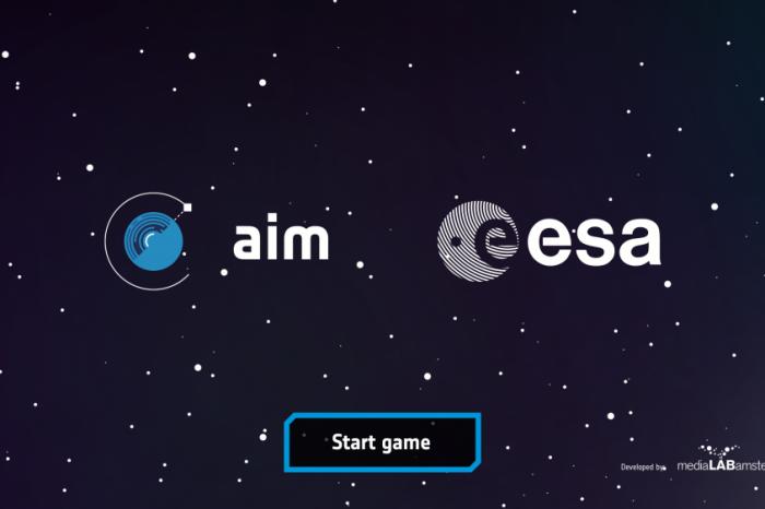 AIM – Space Challenge!