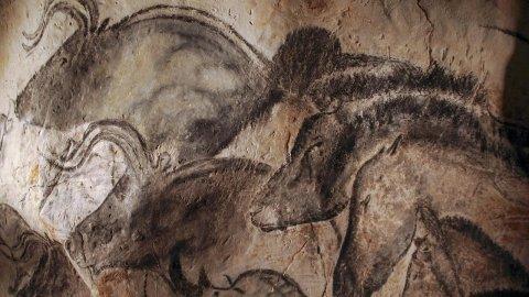 Най-древното пещерно изкуство в Европа е още по-древно