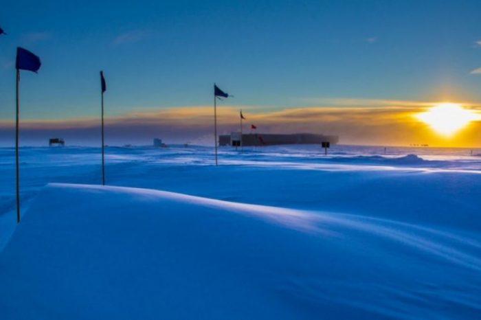 Нивото на въглероден диоксид в Антарктида е 400 ppm за първи път от 4 милиона години