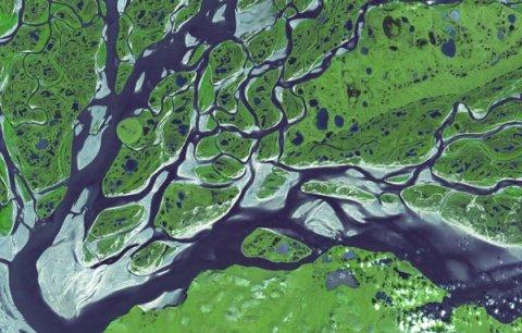 НАСА пуска 3 милиона термични изображения на планетата Земя!