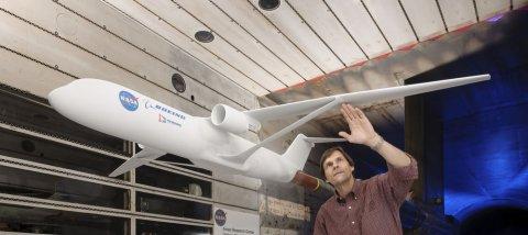 Ново крило, разработено от НАСА, може да пести гориво и да спаси планетата
