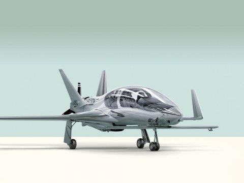 Самолетът Valkyrie е може би най-страхотният самолет, който някога е създаван