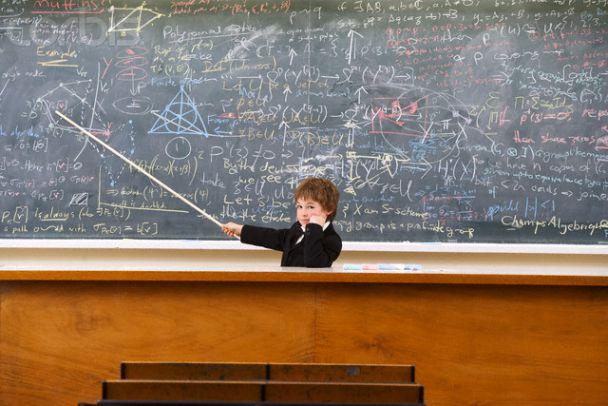 По какво се различава мозъкът на един математик от този на обикновения простосмъртен?