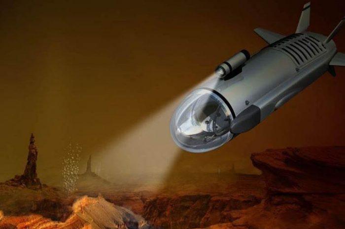 Защо НАСА иска да изпрати подводница на Титан