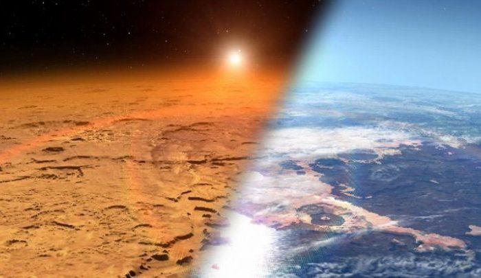 НАСА иска да използва гигантско магнитно поле, за да направим Марс обитаема