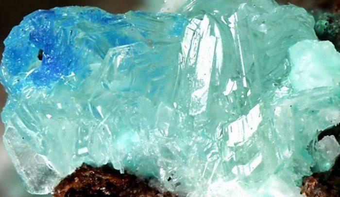 Експлозия от невиждани досега минерали може би отбелязва зората на нова геоложка епоха
