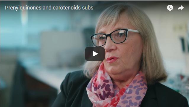 ВИДЕО: Пренилхинони и каротеноиди - потенциални медиатори на толерантността на зелени растения към комбиниран светлинен и температурен стрес