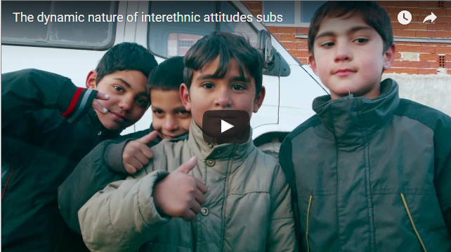 ВИДЕО: Динамичната природа на междуетническите нагласи в България: социалнопсихологична перспектива: